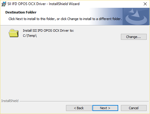ION TP5 Printer driver install instructions - POS-X