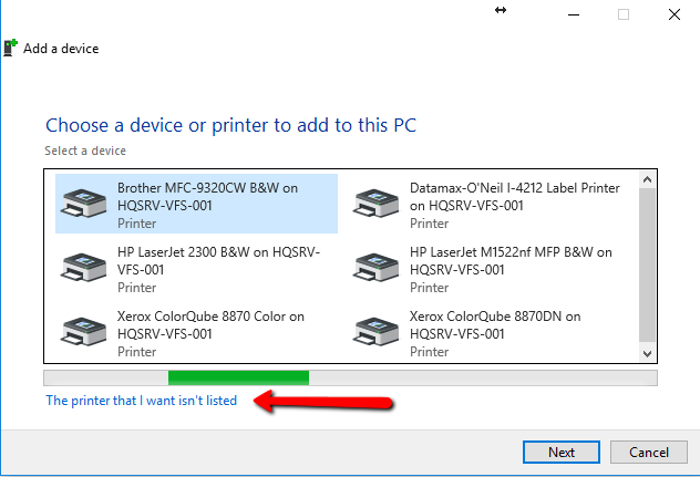 Printer Installation Workaround (Thermal) - POS-X