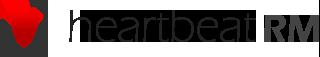 HeartbeatRM logo