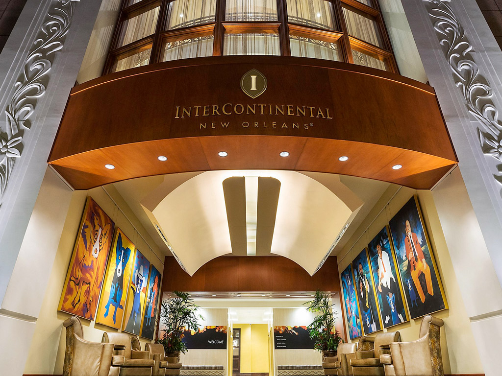 InterContinental Hotel Group IHG - POS-X